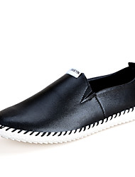 Men's Shoes Casual Loafers Black / Brown / White
