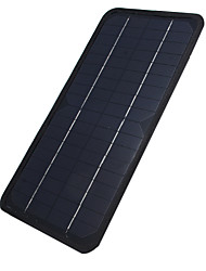 8.5W 12v автомобильный аккумулятор солнечные панели с присосками 2шт
