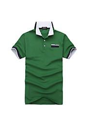 Heren T-shirt Sport Ademend / Sneldrogend Groen M / L / Xl Recreatiesport - Overige