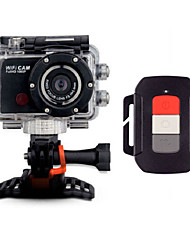 F21 Sports Action Camera / Adhesive Mounts 5MP 3264 x 2448 WiFi / Waterproof / USB CMOS 32 GB H.264 50 M Universal
