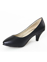 Girls' Shoes Outdoor / Party & Evening / Athletic / Dress / Casual Round Toe Leatherette Flats Black / Blue / Beige