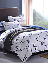 Element Bedsheet Pillowcases Duvet Cover