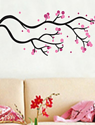 Nature Blooms Stickers Wall