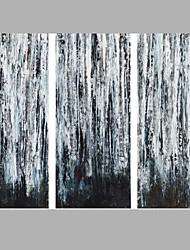 3 шт групповые картины маслом растягивается стены искусства