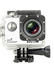 SJCAM SJ4000 Plus Sports Action Camera 12MP 4000 x 3000 WiFi / Waterproof 60fps / 30fps / 120fps 4x 1.5 CMOS 32 GB H.264 Single Shot 30 M