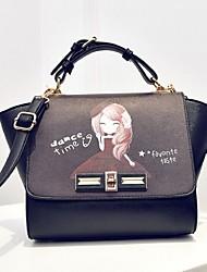 Women PU Casual / Outdoor Shoulder Bag 1# / 2#