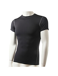 Cycling Jersey Men's Breathable / Quick Dry / Sweat-wicking Bike T-shirt / Tops Solid Yoga