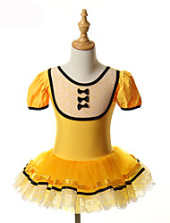kids dance costumes Ballet Tutus & Skirts / Dresses / Tutus Children's Performance / Training Spandex