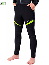 WOSAWE New Thermal Cycling Pants Outdoor Sports Trousers Casual Bike Bicycle For Men&women Clothings