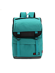 Large Capacity Fashion Oxford Fabric Men Women School Backpack Rucksack for Laptop