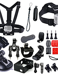 Gopro AccessoriesProtective Case / Monopod / Tripod / Screw / Buoy / Suction Cup / Adhesive Mounts / Straps / Mount/Holder / Accessory