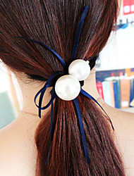 Sweet Women's Pearl Hair Tie