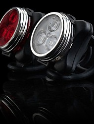 Bike Light , Rear Bike Light - 3 Mode 10 Lumens Easy to Carry USB charging Bicycle taillights
