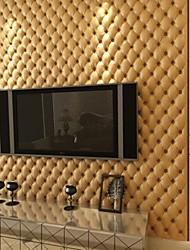 Artistico Carta da parati Contemporaneo Rivestimento pareti , PVC / Vinile 3D wallpaper