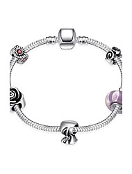 XU Ladies Popular Retro Flower Bracelet
