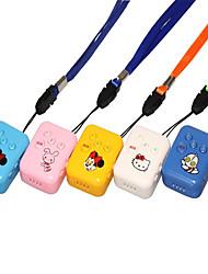 jm07 la moda de dos vías de mini gps trackers de posicionamiento GPS de seguimiento de localización personal por satélite para niños