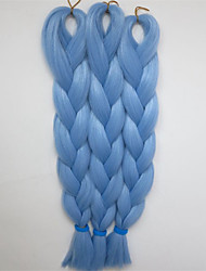 24inch snythetic t4134 cheveux tresse