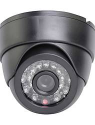 1/3 sony hd cmos 1200tvl / 960H 24LEDs ir-cut cctv indoor dome bewakingscamera