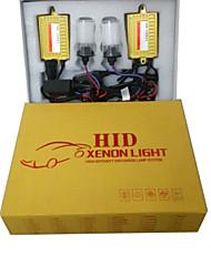 2002-2016 année de vente chaud 12v 55w 880 Kit Xénon haute luminosité canbus pro caché kit xénon 880