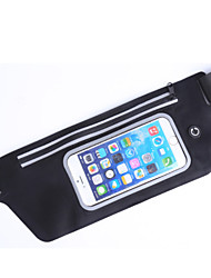 Fulang Outdoor Sports Waist Bag Visual Touch Waterproof Transparent Belt for iPhone6 PS07