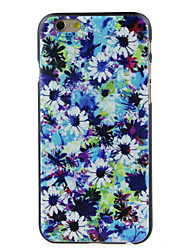 Many petals High Quality and Good Price Pattern  Hard Case for iPhone 6/6S
