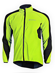NUCKILY Cycling Tops / Bottoms / Clothing Sets/Suits / Fleece Jackets / Jerseys Women's / Unisex BikeWaterproof / Insulated / Rain-Proof