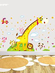 ботанический / Натюрморт / Мода / Продукты питания / Пейзаж / фантазия Наклейки Простые наклейки , Vinyl stickers 230*160cm