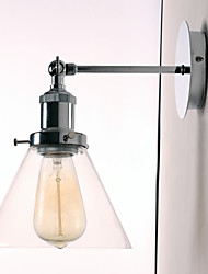 Lâmpadas de Parede,Moderno/Contemporâneo E26/E27 Metal