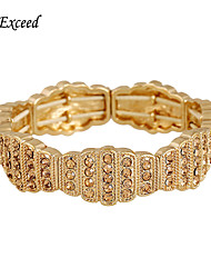 D Exceed New Style Women Bracelets Gold Fashion  Bracelet Free Shipping