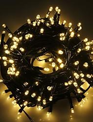 roi ro solaire Mode 72.17ft 200led 8 décoration de Noël clignotant lumière de chaîne extérieur imperméable
