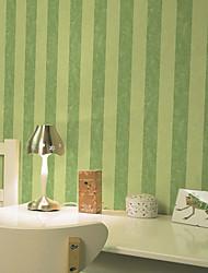 Riscas Papel de parede Contemporâneo Revestimento de paredes,Veludo Flocado Sim