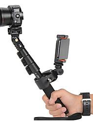 amkov câmera OX5 de estilo lente com zoom óptico de 5x para smartphone 1080p lente 20MP wi-fi com lente grande angular e do eixo