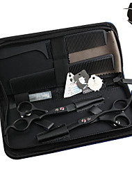 Fashion Professional Hair Clipper Cutting Thinning Scissors Shear Hairdressing Sets