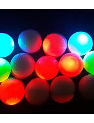 eine Schachtel mit 12 Flash-Farbgolf