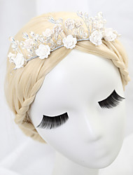 Women's Alloy Headpiece-Wedding Special Occasion Flowers 1 Piece