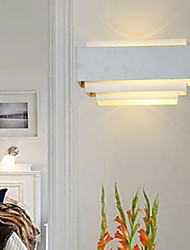 LED / Mini Style Flush Mount wall Lights,Modern/Contemporary E26/E27 Metal