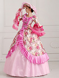 robe robe de partie victorienne steampunk®georgian marie antoinette Vente en groslolita rococo princesse robe de soirée