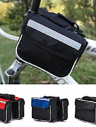 Bike Bag 2LBike Frame Bag Waterproof / Rain-Proof / Wearable / Compact Bicycle Bag Nylon / Canvas / Terylene Cycle BagTraveling /