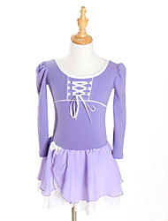 kids dance costumes Ballet Tutus & Skirts / Dresses Children's Performance / Training Chiffon
