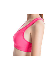 Fulang Women  Sports Vest Sweat Quick-drying Bra Suit for Tennis/Running SC28