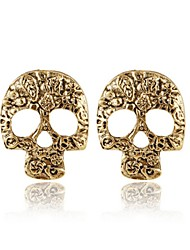 Earring Skull Stud Earrings Jewelry Halloween