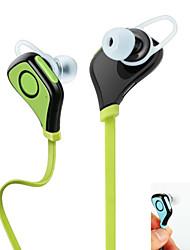 IPX4 wasserdichte Sport Bluetooth Kopfhörer-Kopfhörer 10 Stunden kabellosen Sport-Headset mit Mikrofon für Samsung-S6 S5 S4