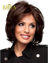 venta superior peluca de cabello humano peluca corta el pelo remy suave