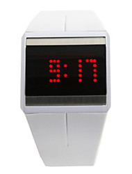 The Students Touch Screen LED Watch Fashion Watches Jelly Watch Waterproof Fashion Lovers Table Digital Watches Cool Watches Unique Watches