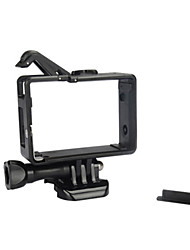 Smooth Frame Protective Case Case/Bags Screw Mount / Holder ForXiaomi Camera Gopro 4 Gopro 3 Gopro 3+ Gopro 2 TOSHIBA CAMILEO X-SPORTS