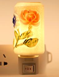 Artistic Design Ceramic Lamp Night Light Bedside Lamp Festival Gifts
