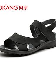 Aokang® Women's Leather Sandals - 132824048