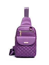 Для женщин Полиуретан Спортивный / На каждый день / Для отдыха на природе Слинг сумки на ремнеФиолетовый / Синий / Зеленый / Золотистый /