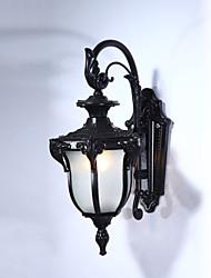 E26/E27 Traditionnel/Classique, Eclairage d'ambiance Chandeliers muraux Outdoor Lights