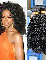 "Mongolian Kinky Curly Virgin Hair Bundle 10""-26""Mongolian Kinky Curly Hair,Cheap Mongolian Afro Kinky Curly Virgin Hair"